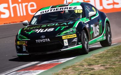 George Gutierrez takes positives from Mt Panorama – Press Release