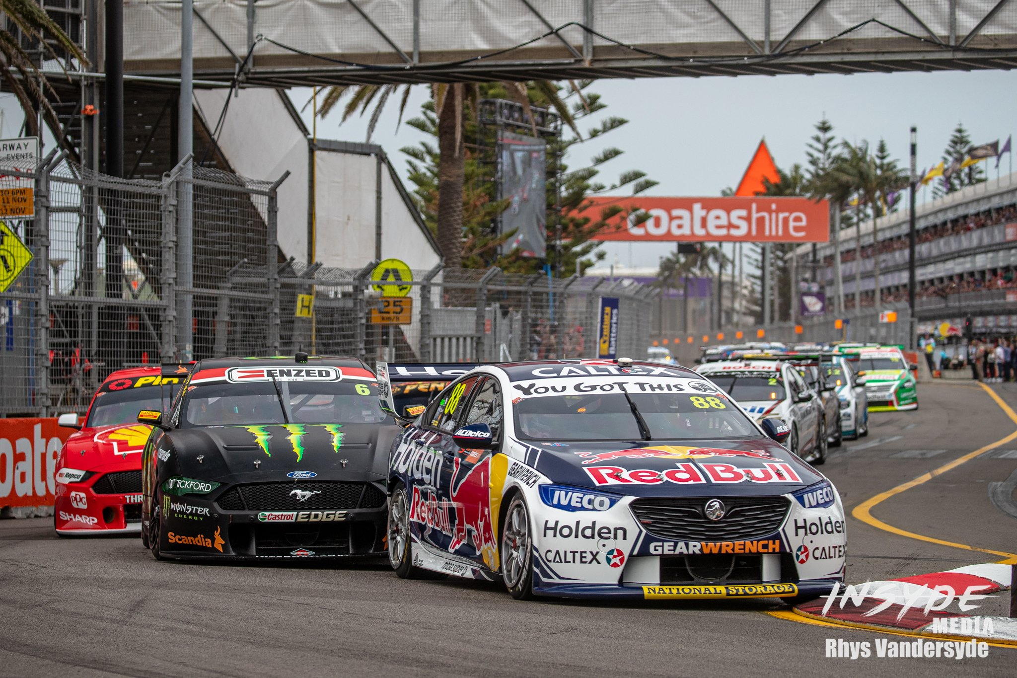 Supercars - Newcastle 500 - 2019