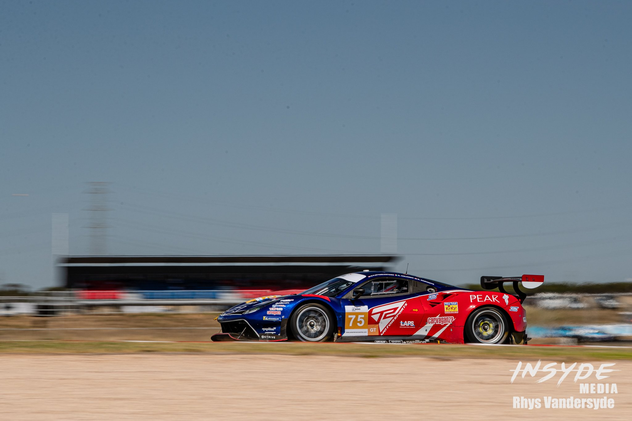 Asian Le Mans Series at The Bend