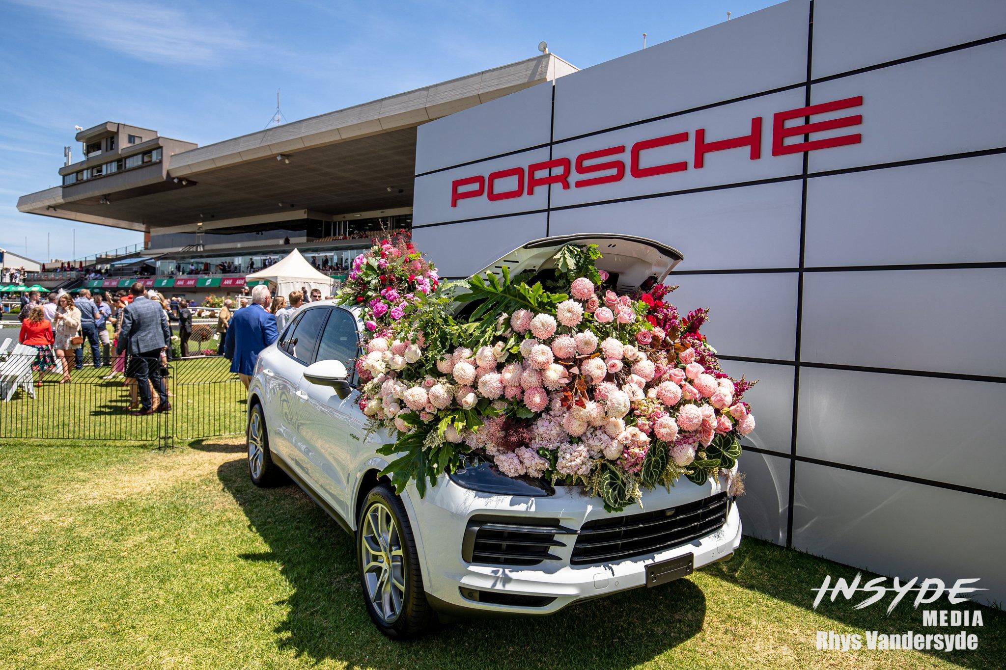 Porsche Adelaide - Melbourne Cup Function