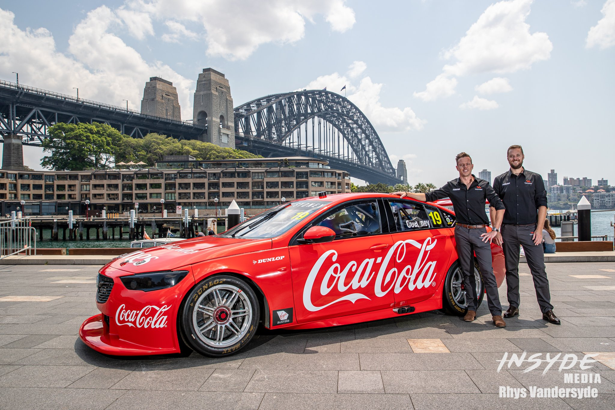 Supercars - Sydney Launch Event - 2020