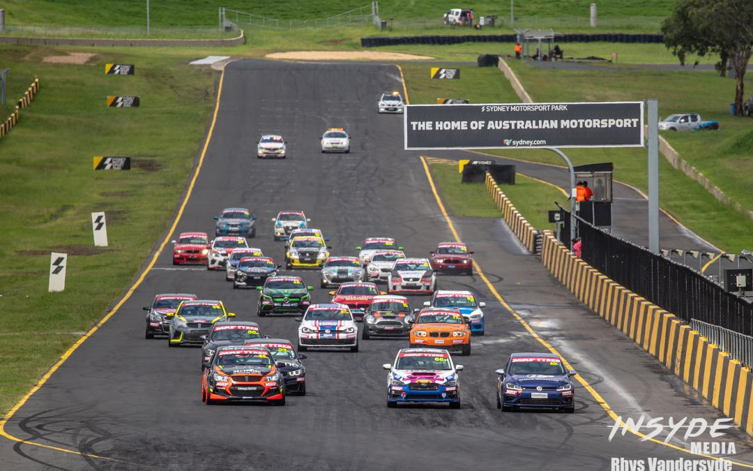Photo Gallery: Australian Production Car Nationals at Sydney Motorsport Park