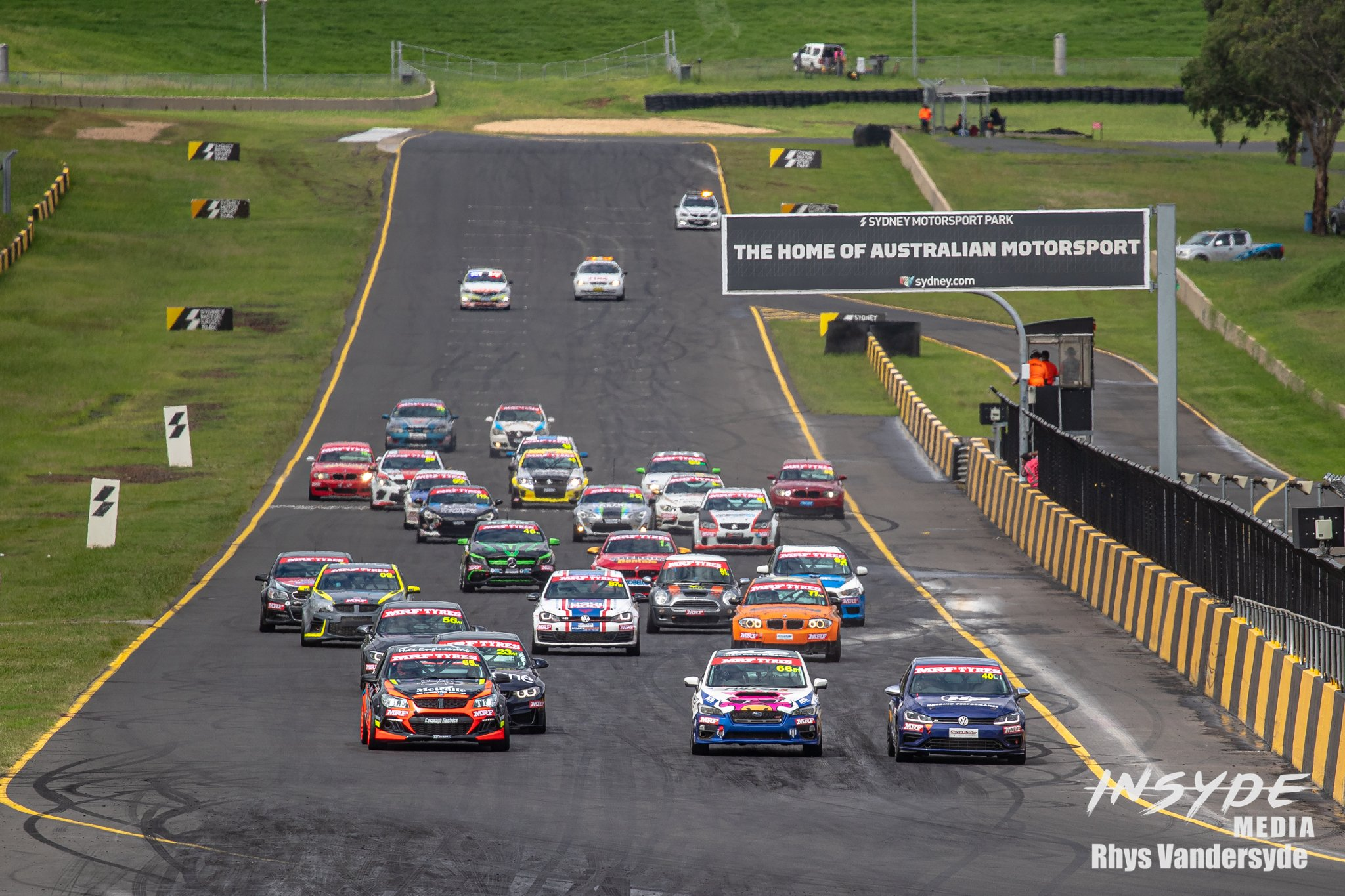 Australian Production Car Nationals at Sydney Motorsport Park for 2020