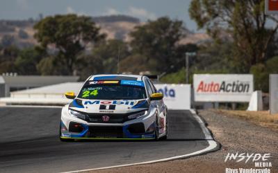 Photo Gallery: TCR Australia Pre-Season Test – 2020