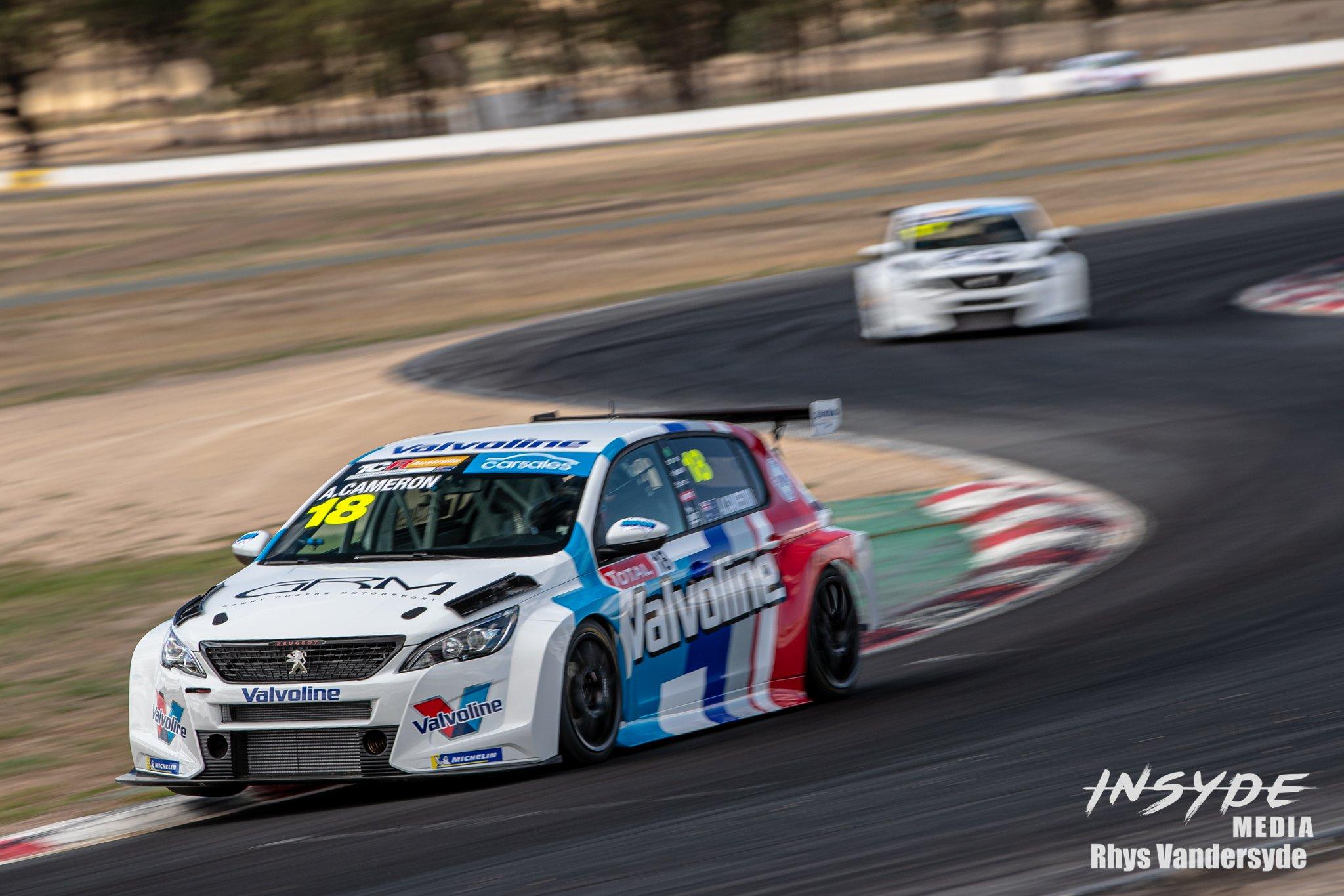 TCR Australia Test Day - Winton Raceway - 2020