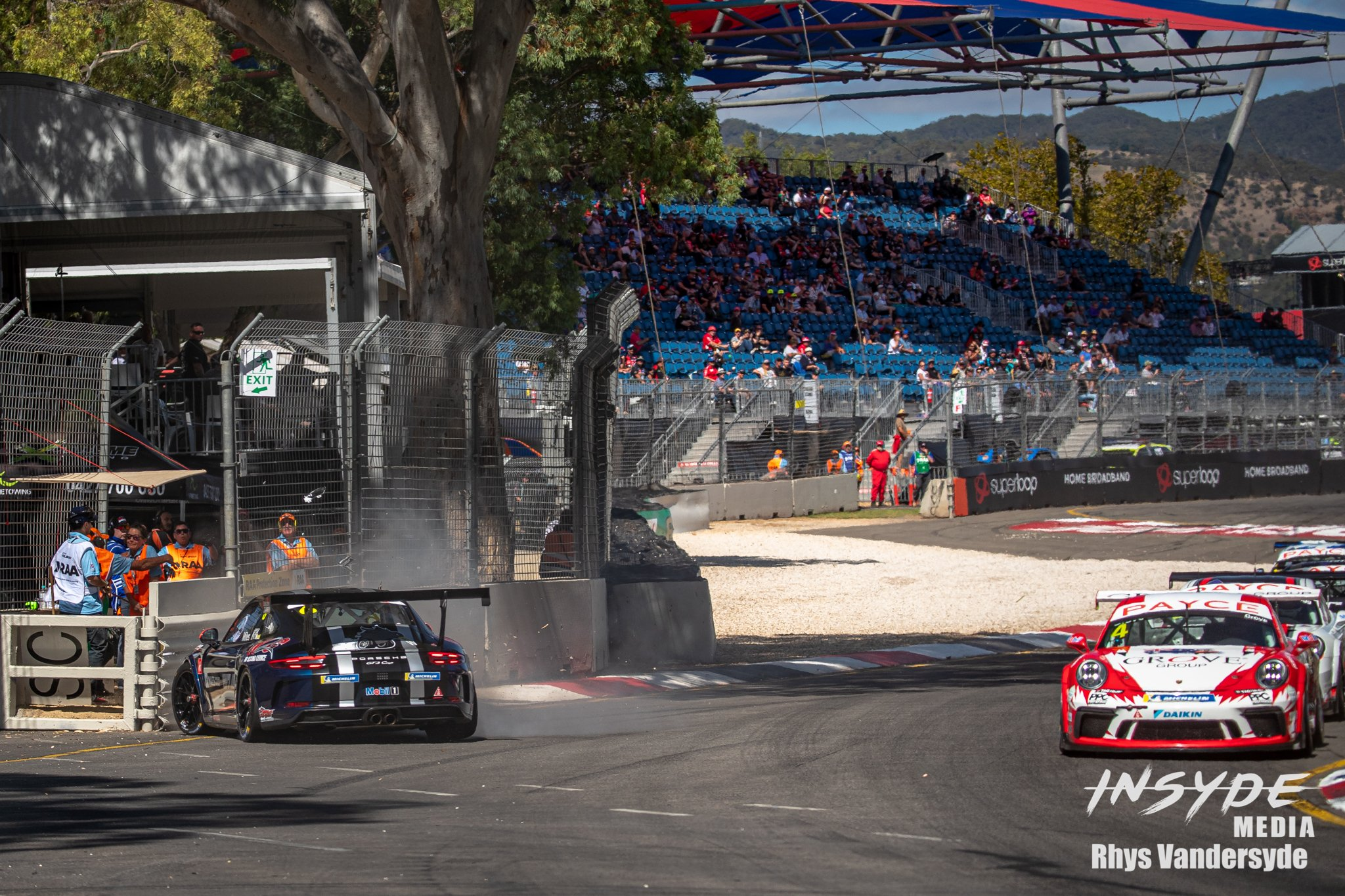 Supercars - Adelaide 500 - 2020