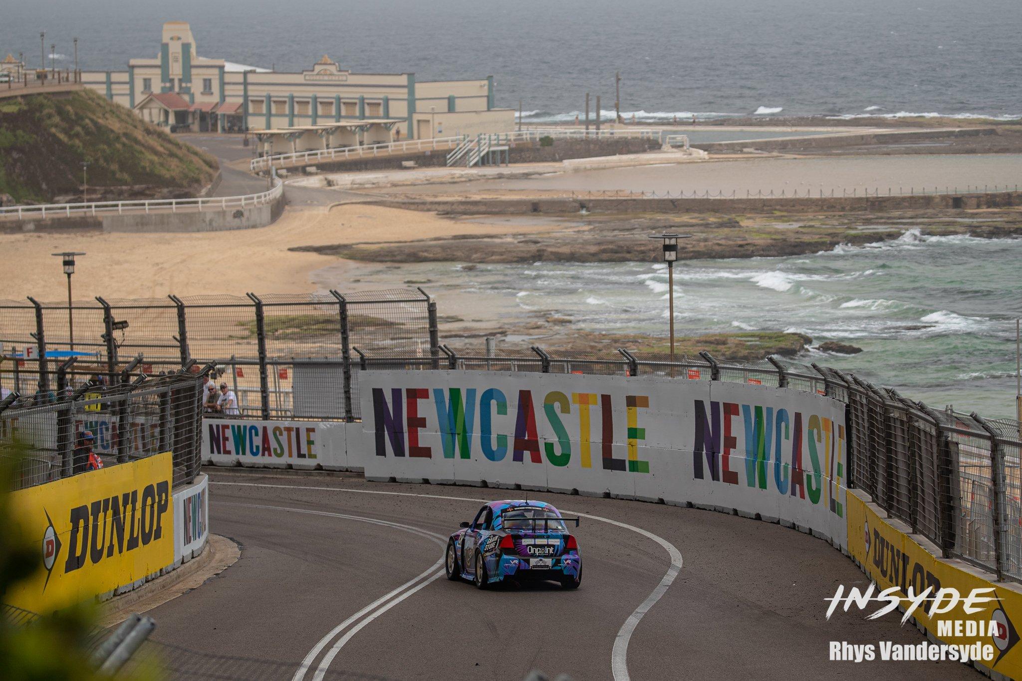 Cody McKay in Newcastle