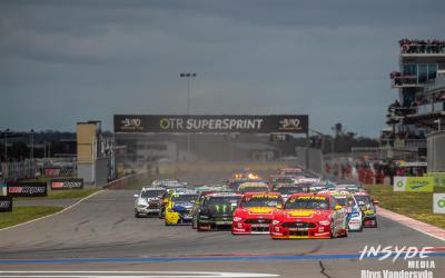 Photo Gallery: Supercars The Bend Doubleheader – 2020