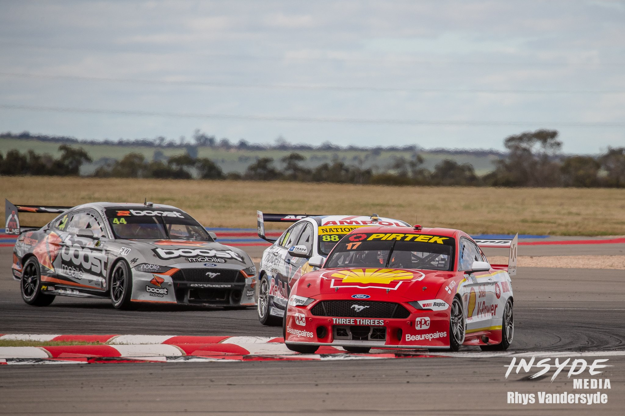 Supercars - The Bend Motorsport Park - 2020