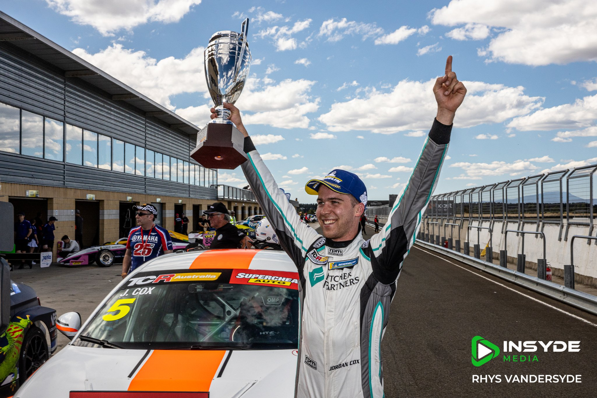 Race Tasmania - Symmons Plains – 2021