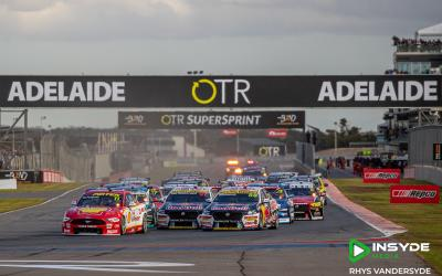 Photo Gallery: Supercars – The Bend – 2021