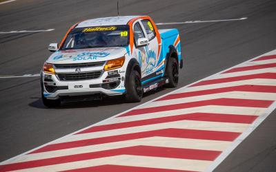 Promising SuperUtes debut for George Gutierrez